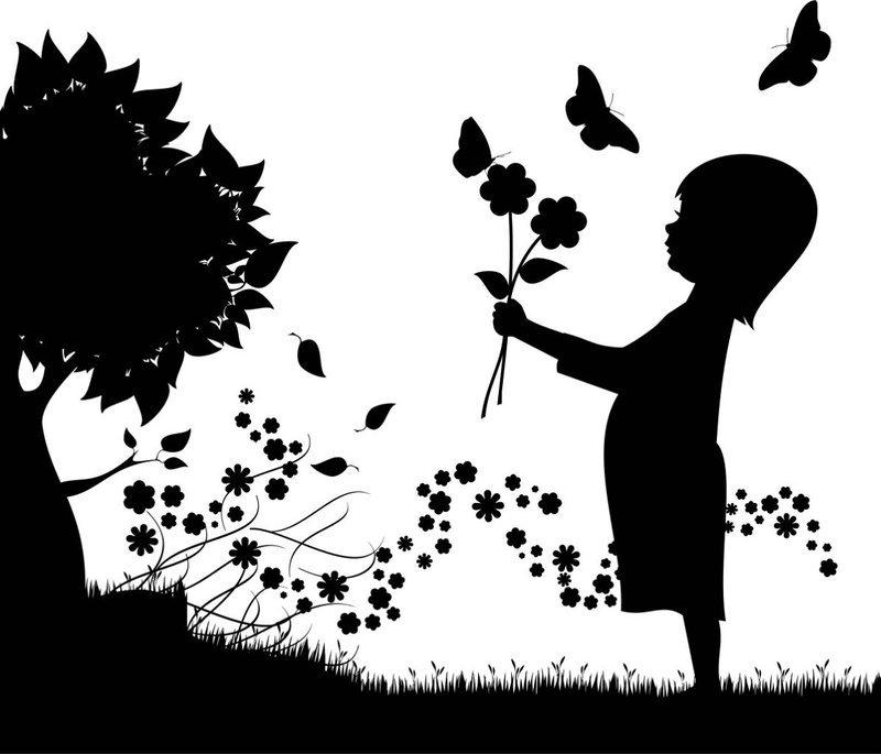 Landscape Design In A Day: Ребенок рисует черным цветом: возможные причины, что это