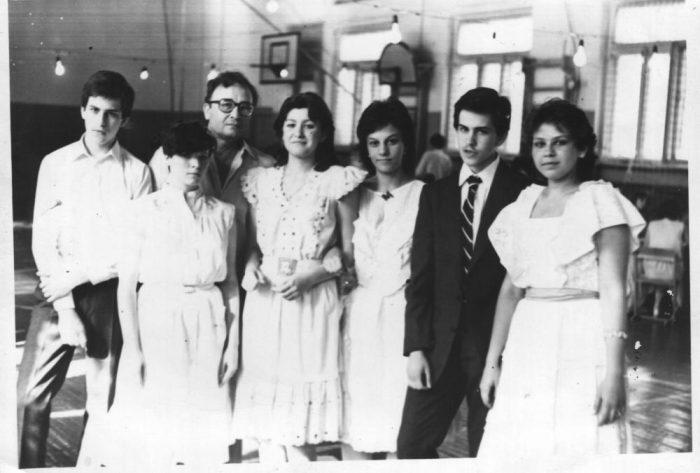 выпускники 1985 года