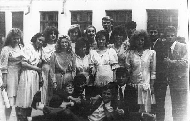 выпускники 1989