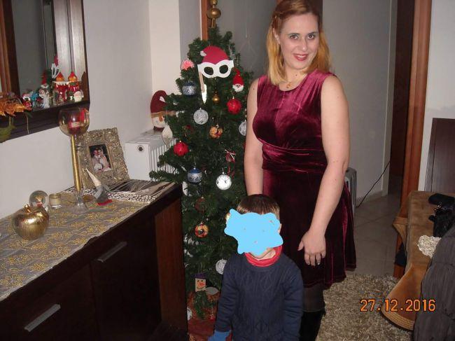 фото с ребенком с замазанным лицом