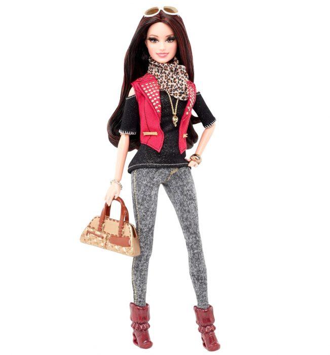 современная Барби