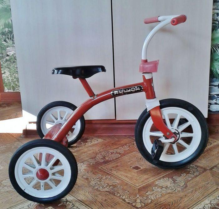 велосипед Пушок