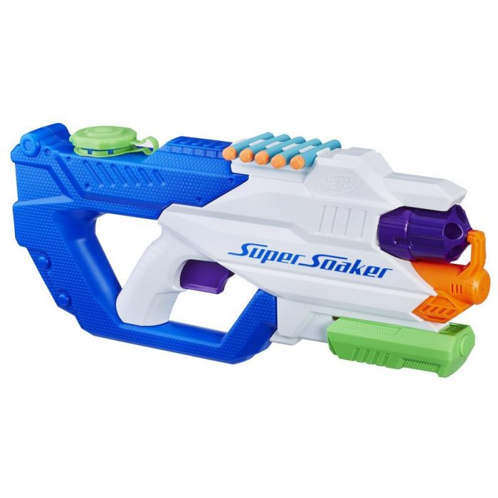 водный бластер-игрушка
