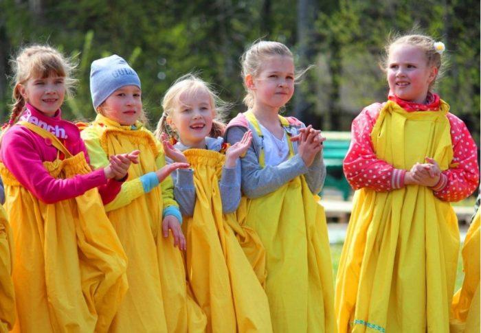 Этнокультурный детский лагерь
