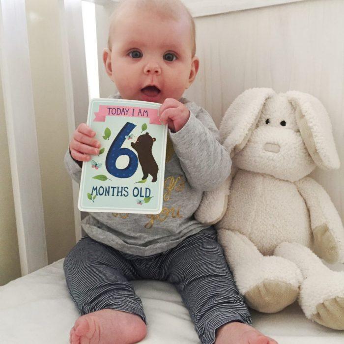 мальчику 6 месяцев