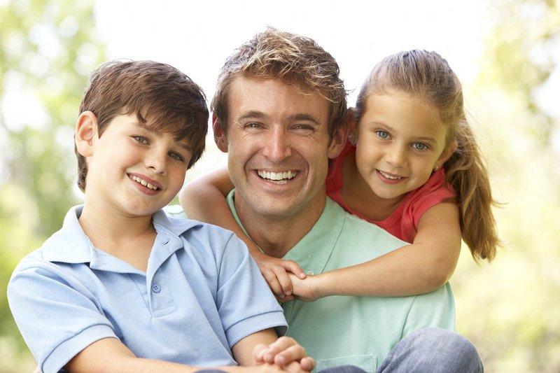 Кого больше любят отцы: дочерей или сыновей