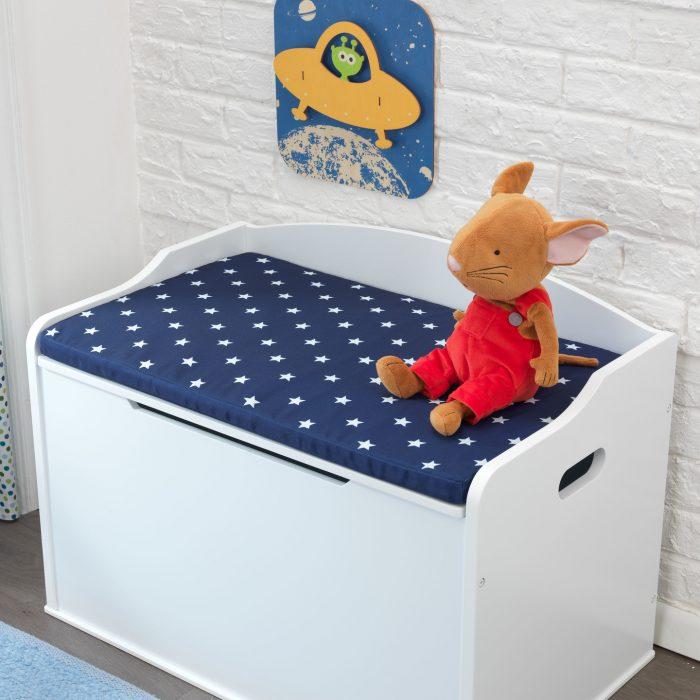 скамейка-короб для игрушек
