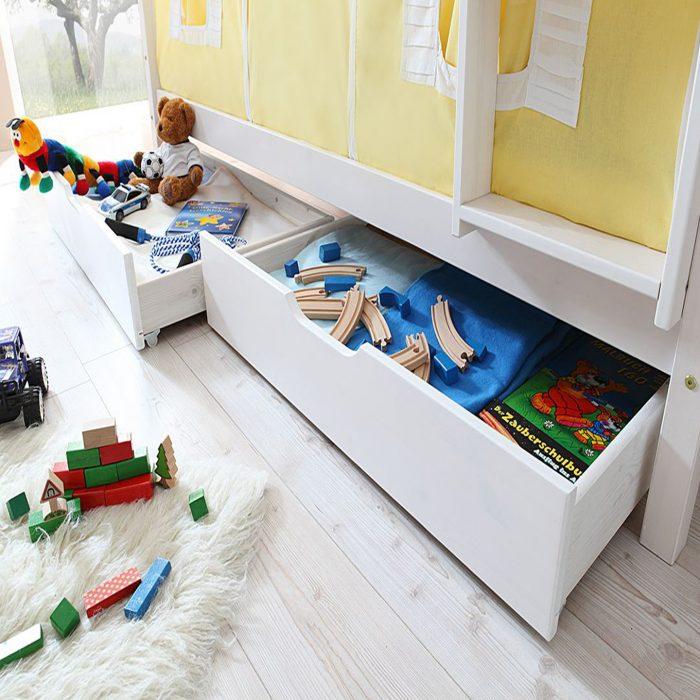 ящики для игрушек под кровать