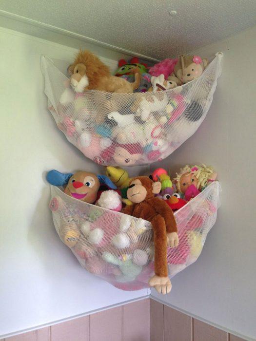 сетки для игрушек