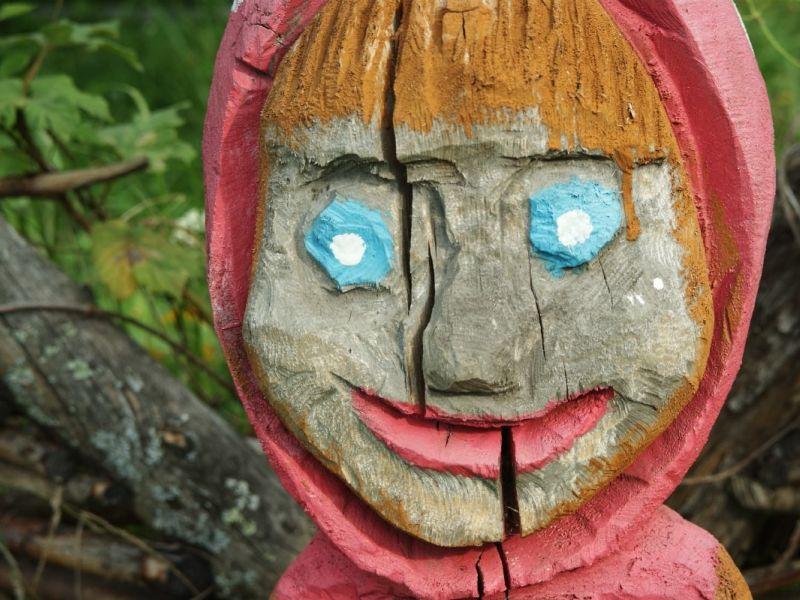 Смешной и страшный ЖЭК-арт:честные фото о детских площадках своими руками