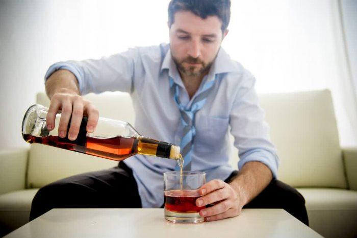 Причины мужского алкоголизма