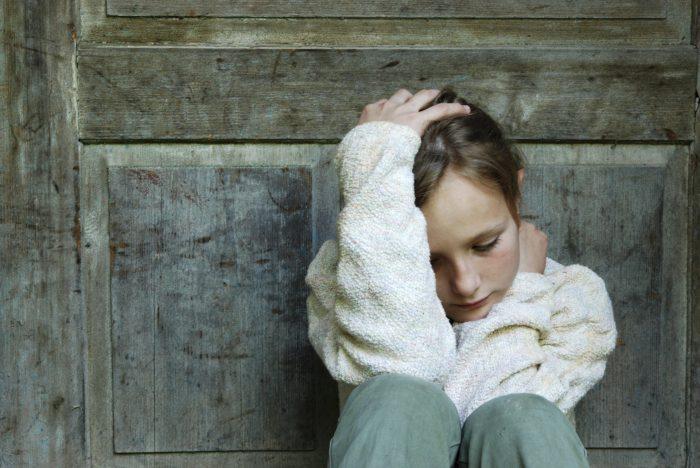Депрессия у ребёнка