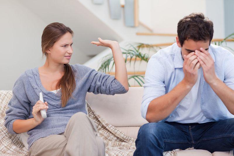 15 типичных ошибок женщин в браке по мнению мужчин