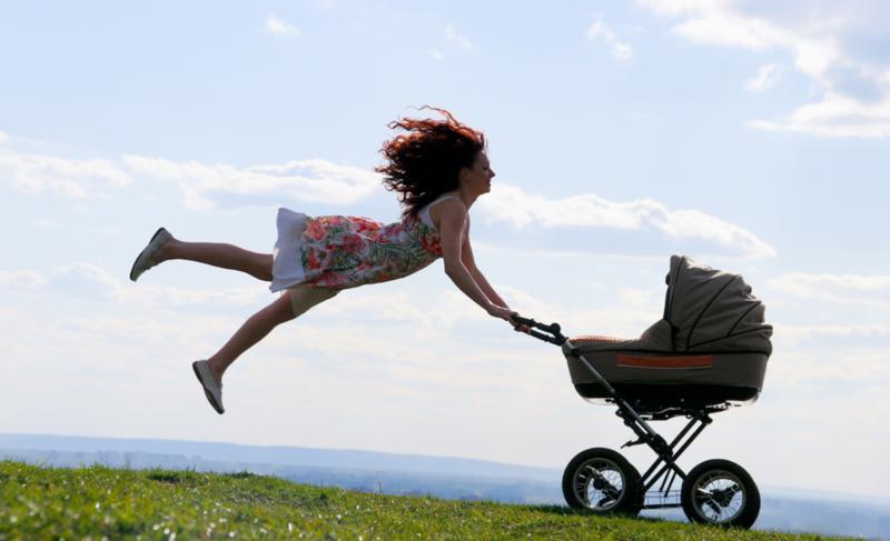 Честные фото о прогулках с маленькими детьми: пора развеять сказки