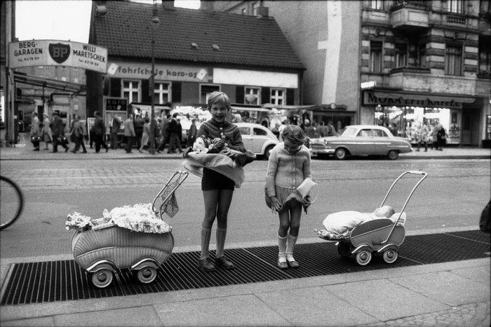 детские коляски ХХ века