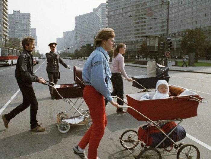 советские детские коляски 3