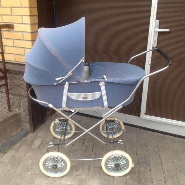 советские детские коляски 4