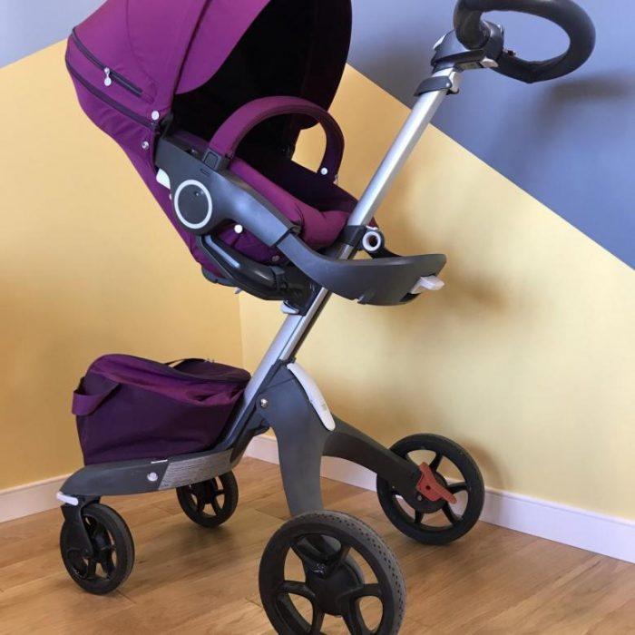 современная детская коляска 3