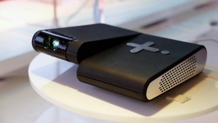 Портативный проектор для смартфона