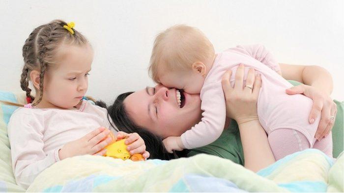 Ревность девочки к младшему ребёнку