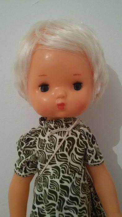 Кукла Таня Горьковской фабрики игрушек «Мир»