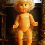 Кукла Наташа Московского завода игрушек «Кругозор»