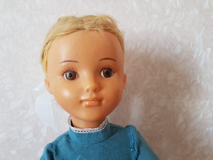 Редкая кукла Наташа Днепропетровского завода игрушек