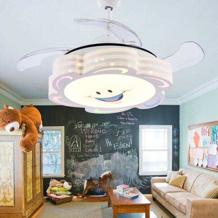 потолочный вентилятор в детскую