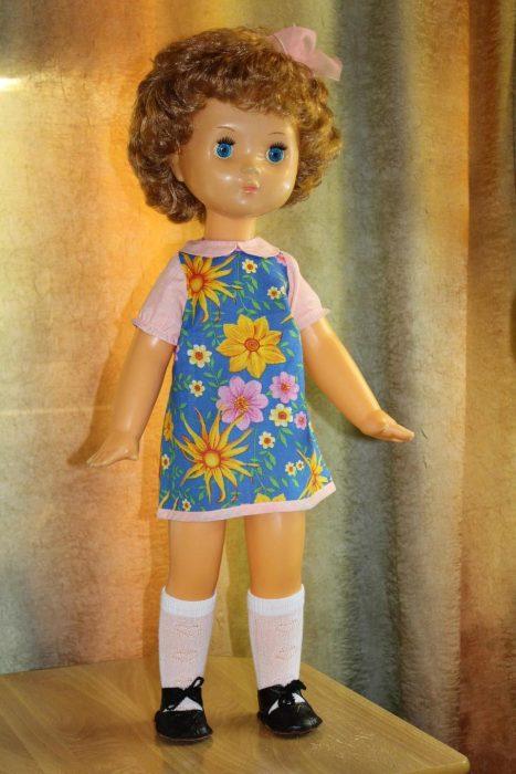 Кукла Анюта ростом 60 см