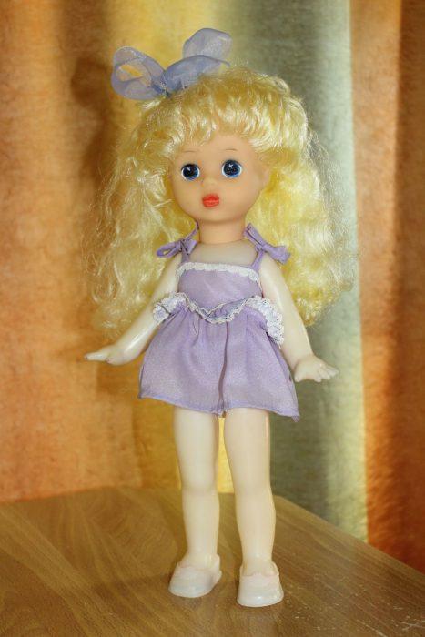 Кукла Мила высотой 36 см