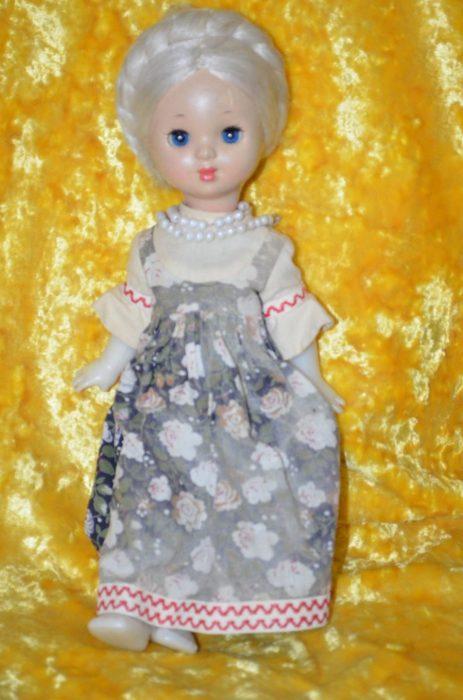 Кукла Марья высотой 35 см