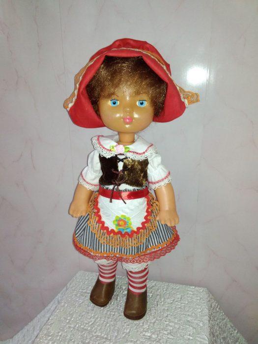 Кукла Надя ростом 45 см