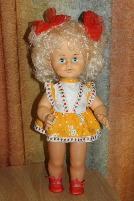 Кукла Милана ростом 47 см