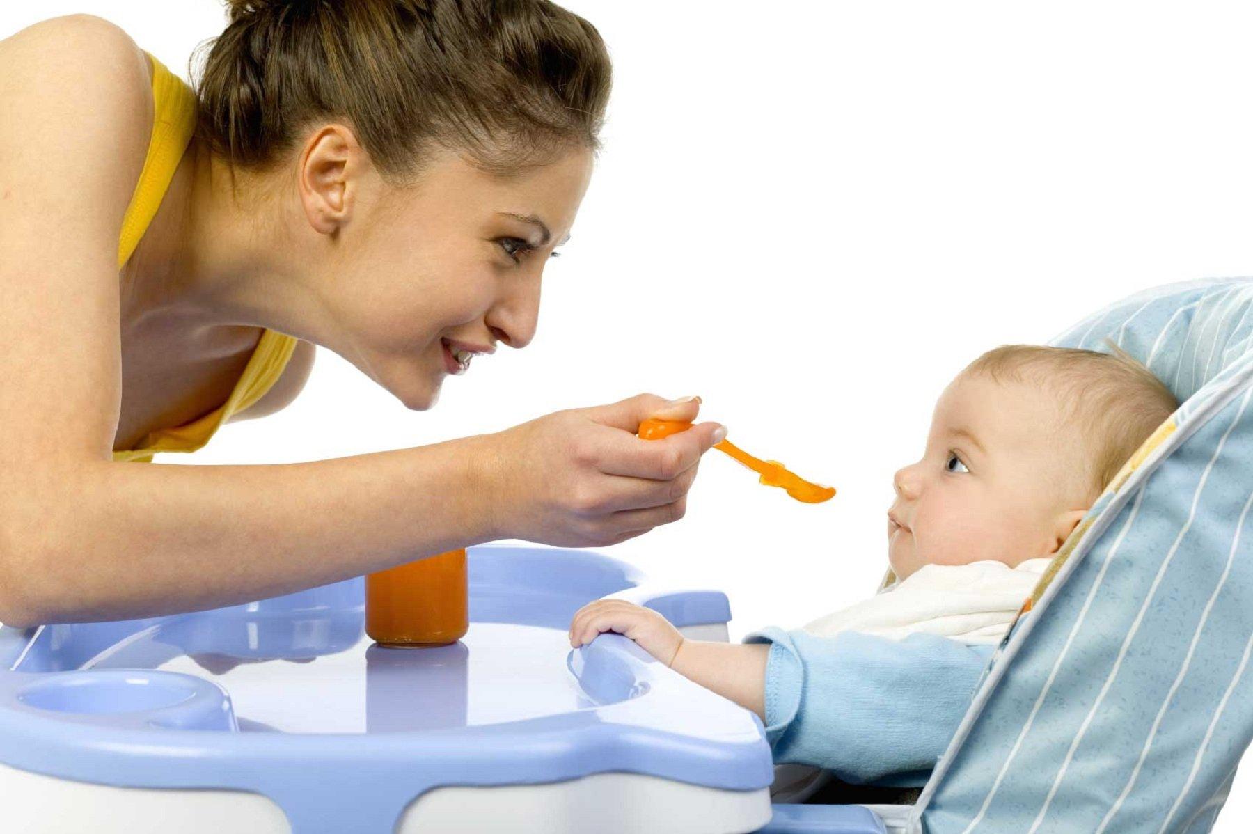 Введение прикорма малышу: ожидание и реальность в 15 фото