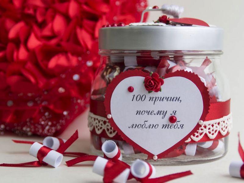 Трогательное признание мужу или парню: «100 причин почему я тебя люблю»