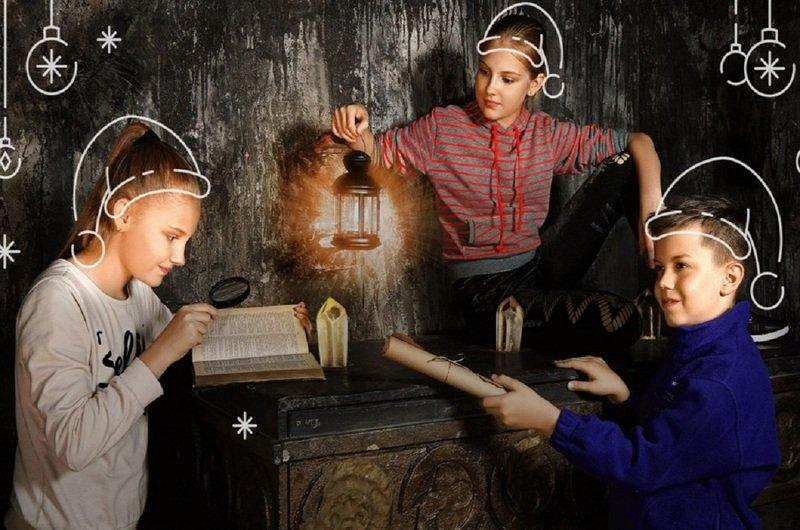 Новогодний квест для детей: пусть зимний праздник запомнится надолго