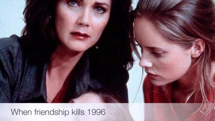 Кадр из фильма «Когда дружба убивает»