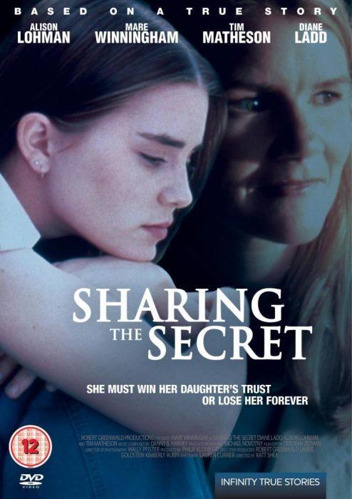 Постер фильма «Поделившись секретом»
