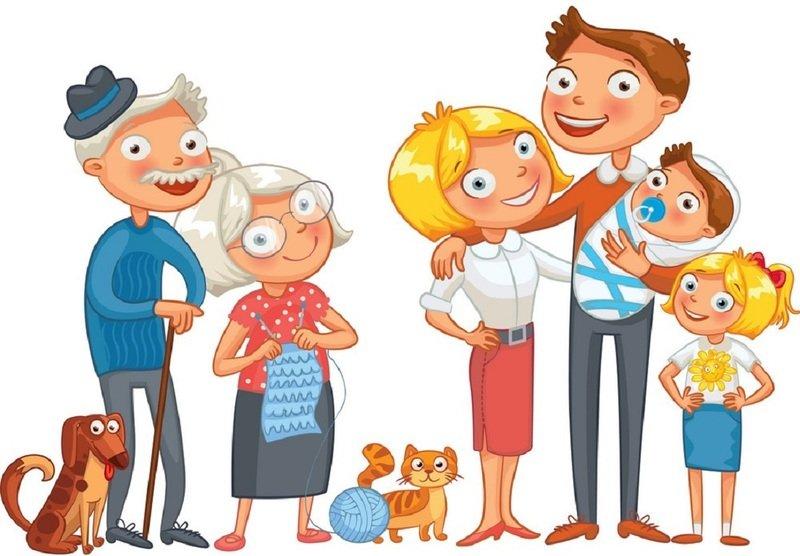 Тест: кто вы для ребёнка на самом деле – папа, мама или бабушка?