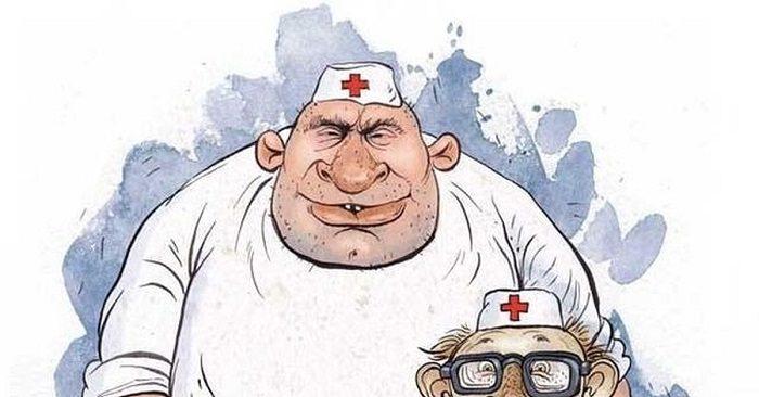 Злые врачи