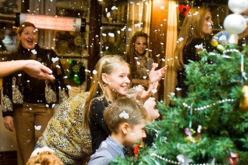 Новогодние игры и конкурсы: развлекаемся вместе с детьми