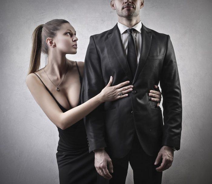 мужчина и любовница