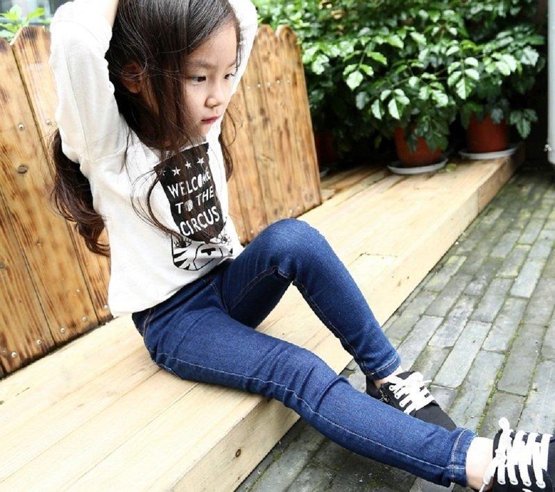 Можно ли девочкам носить узкие джинсы, в том числе с низкой талией