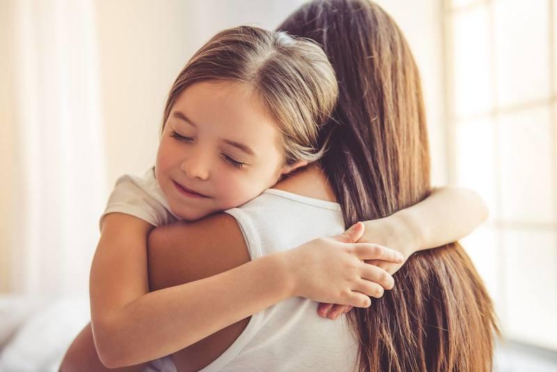10 поводов обнять ребёнка, даже если он провинился