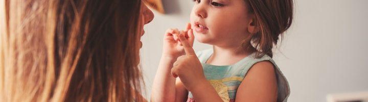 Задача мамы – соблюдать важные правила, касающиеся здоровья девочки.