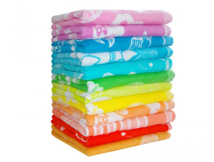 Байковые одеяла для новорождённых ТМ «Ермошка»