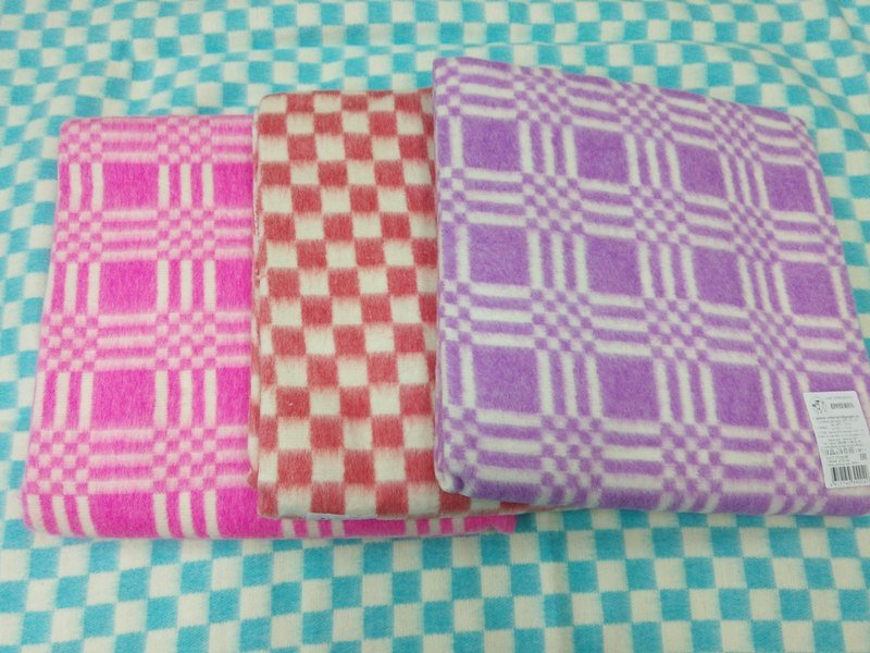 Старое доброе байковое одеяло – удобная вещь для детей и взрослых