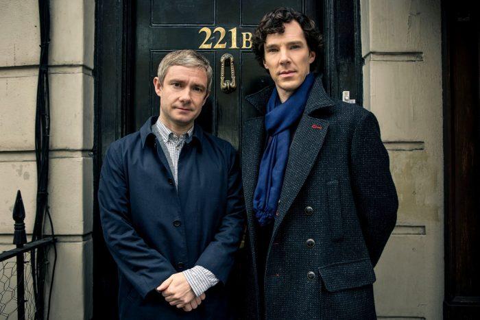 Сериал «Шерлок»
