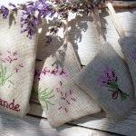 Тканевые мешочки для душистых трав