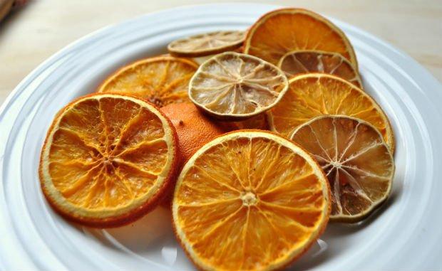 сушёные апельсины